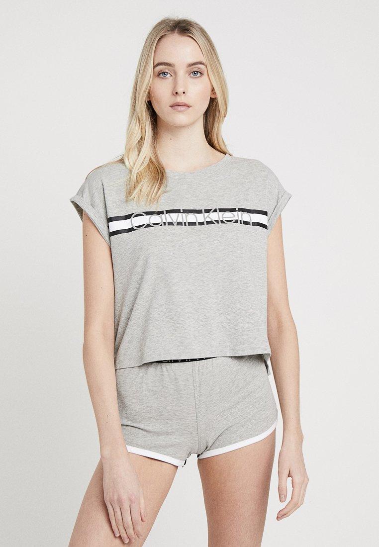 Calvin Klein Underwear - MILLENIAL SET - Pyjama set - grey heather