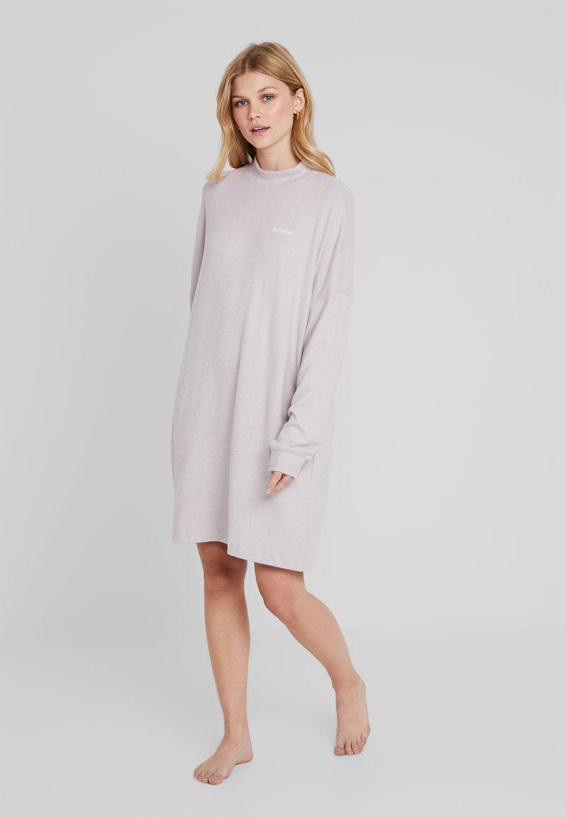 Calvin Klein Underwear - Negligé - gray lavendar hecci
