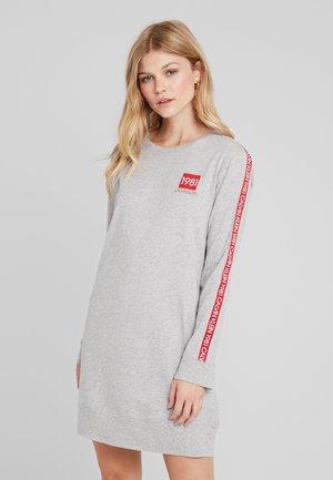 BOLD LOUNGE NIGHTSHIRT - Noční košile - grey heather