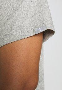 Calvin Klein Underwear - ONE LOUNGE NIGHTSHIRT - Nightie - black - 5