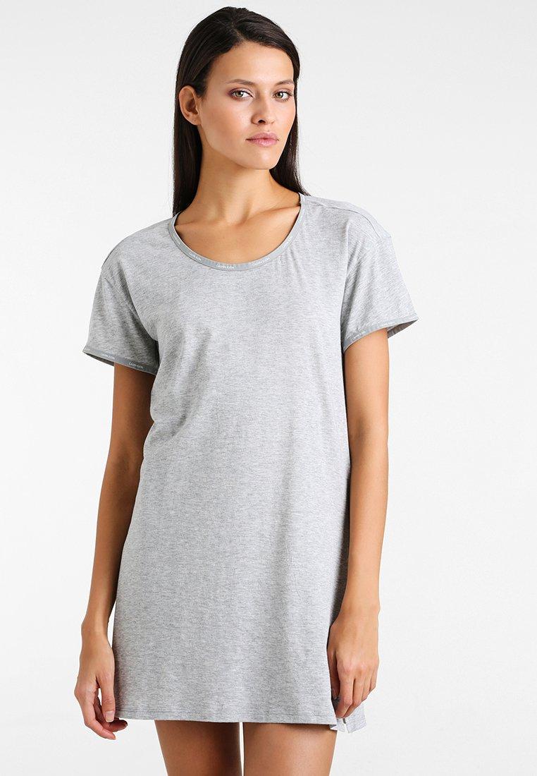 Calvin Klein Underwear - NIGHTSHIRT - Noční košile - grey