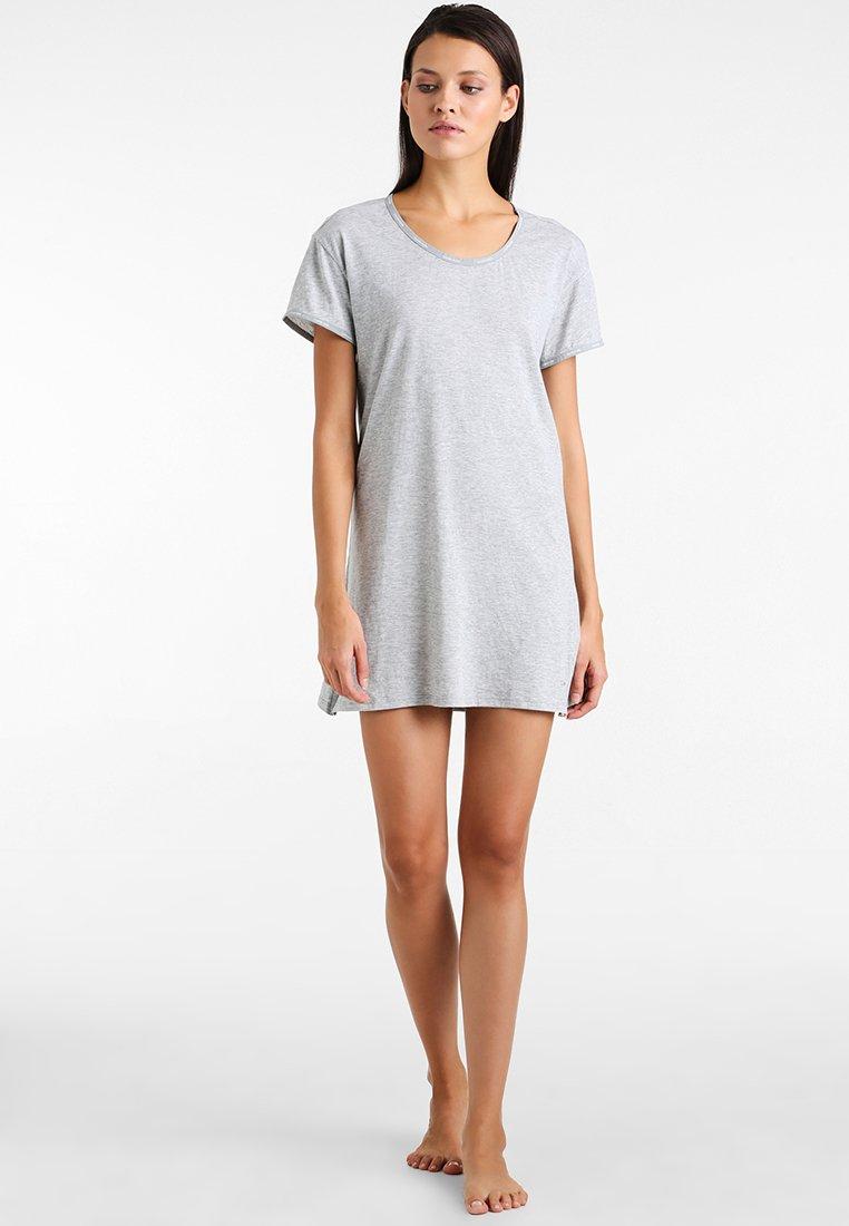 Calvin Klein Underwear NIGHTSHIRT - Camicia da notte - grey cpw663Jk