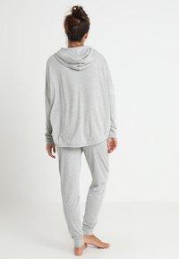 Calvin Klein Underwear - HOODIE - Nattøj trøjer - grey - 2