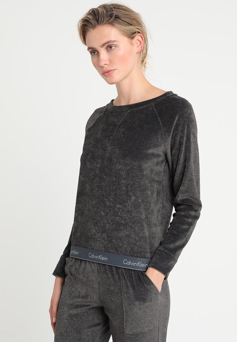 Calvin Klein Underwear - Nachtwäsche Shirt - black