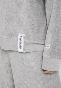Calvin Klein Underwear - Nattøj trøjer - grey heather - 5