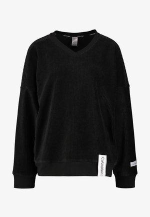 Nattøj trøjer - black