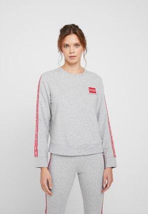 BOLD LOUNGE - Pyjama top - grey heather