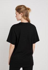 Calvin Klein Underwear - BOLD LOUNGE CREW NECK - Nattøj trøjer - black - 2