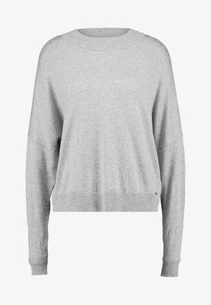 SOPHISTICATED CREW NECK - Pyjamashirt - grey heather