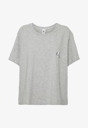 ONE LOUNGE PLUS - Pyjama top - grey heather
