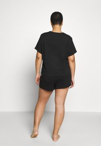 Calvin Klein Underwear - ONE LOUNGE PLUS - Pyjama top - black - 2