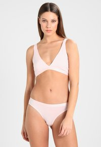 Calvin Klein Underwear - THONG - String - rose - 1