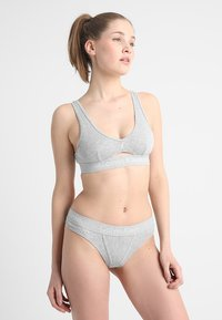 Calvin Klein Underwear - THONG - String - grey - 1