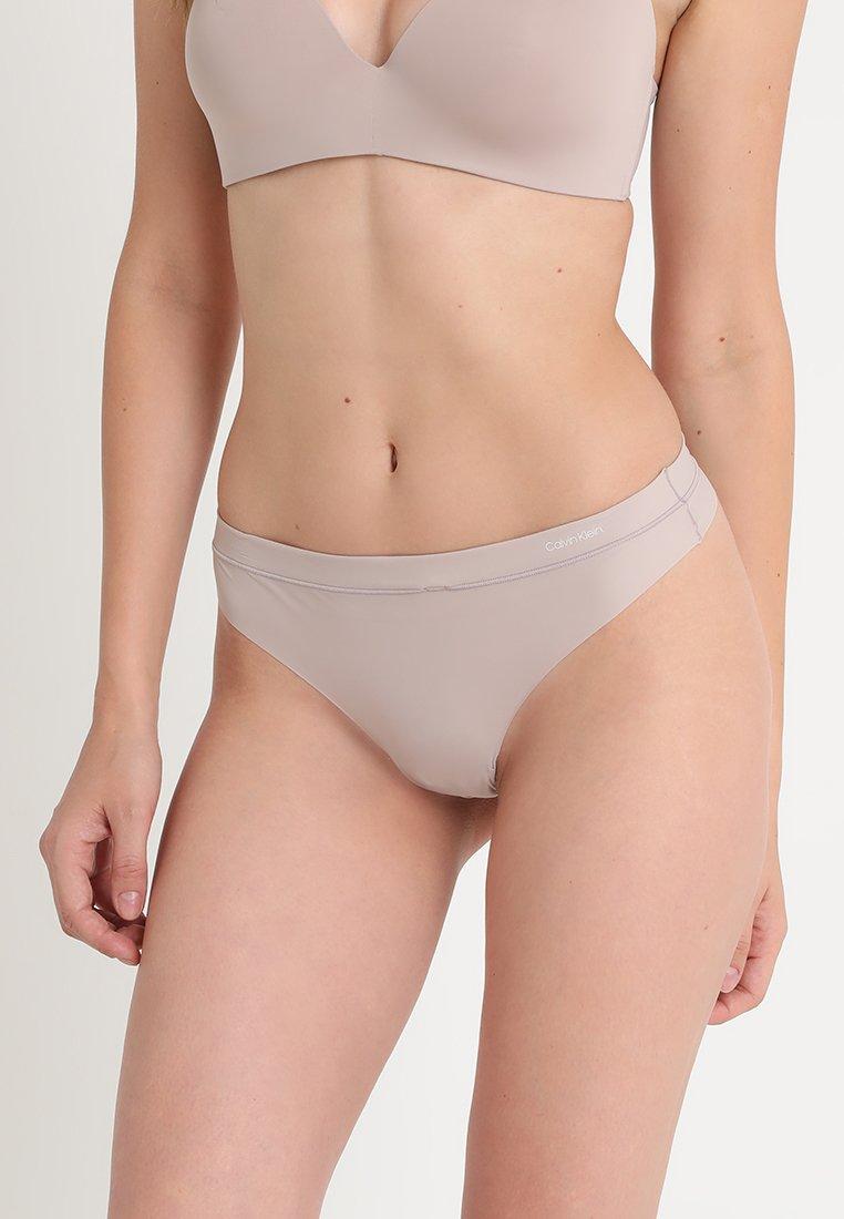Calvin Klein Underwear - THONG - String - grey