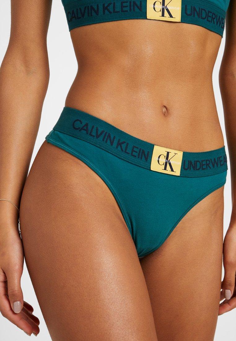 Calvin Klein Underwear - THONG - String - antithesis