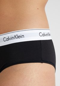Calvin Klein Underwear - MODERN PLUS BOYSHORT - Slip - black - 4