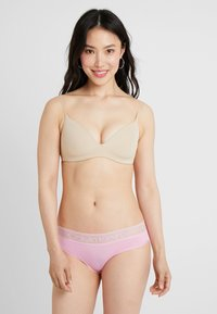 Calvin Klein Underwear - LOGO BRAZILIAN - Thong - sweetheart - 1