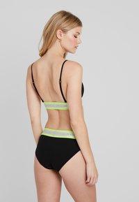Calvin Klein Underwear - NEON - Underbukse - black - 2