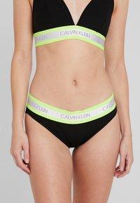 Calvin Klein Underwear - NEON - Underbukse - black - 0