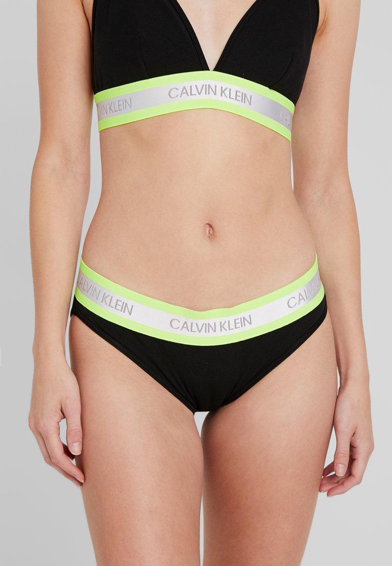 Calvin Klein Underwear - NEON - Underbukse - black