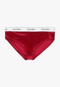 Calvin Klein Underwear - MODERN PLUS SIZE - Slip - raspberry jam - 4