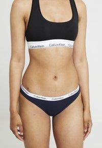 Calvin Klein Underwear - MODERN - Slip - shoreline - 0