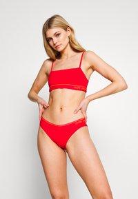 Calvin Klein Underwear - CK ONE MICRO BIKINI - Slip - fury - 1