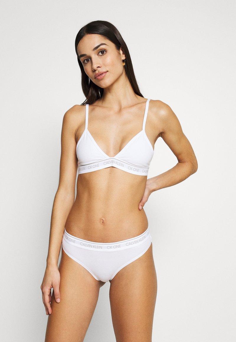 Calvin Klein Underwear - THONG - String - white