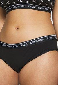 Calvin Klein Underwear - ONE PLUS - Slip - black - 4