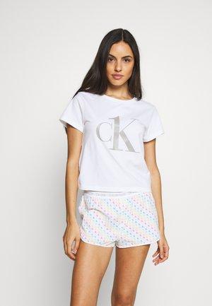 ONE SLEEP PRIDE SET - Pyjama - white/multi-coloured