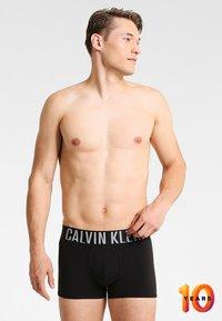 Calvin Klein Underwear - POWER - Culotte - black - 0