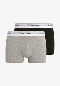 Calvin Klein Underwear - 2 PACK - Shorty - black - 4