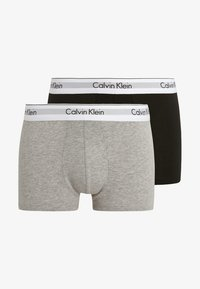 Calvin Klein Underwear - 2 PACK - Shorty - black - 3