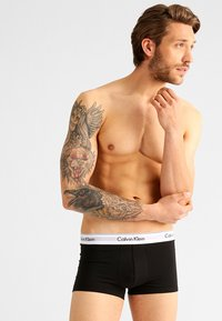 Calvin Klein Underwear - 2 PACK - Shorty - black - 1