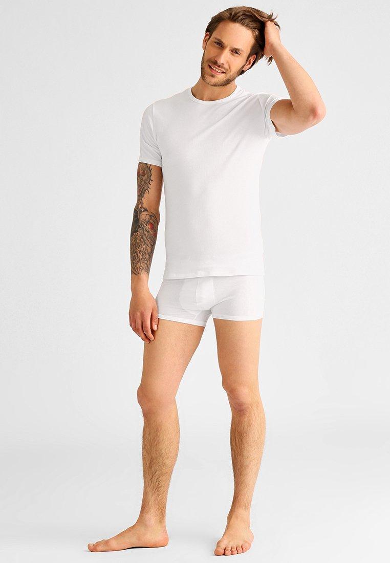 Calvin Klein Underwear - 2 PACK - Hemd - white