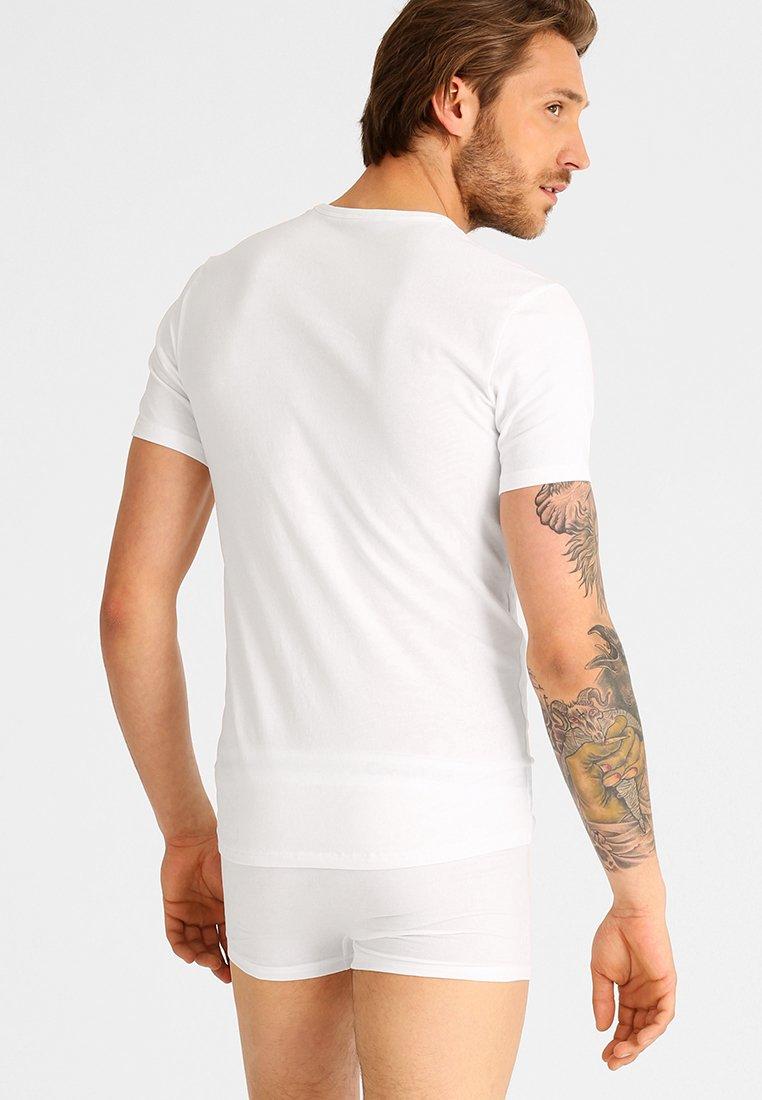 Underwear Klein Calvin White PackCaraco 2 BeordCx
