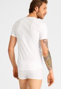 Calvin Klein Underwear - 2 PACK - Undershirt - white - 2