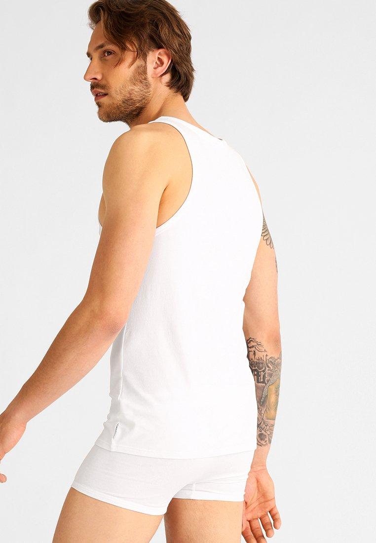 PackCaraco Klein 2 Underwear White Calvin iukXZP