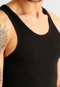 Calvin Klein Underwear - 2 PACK - Hemd - black - 3