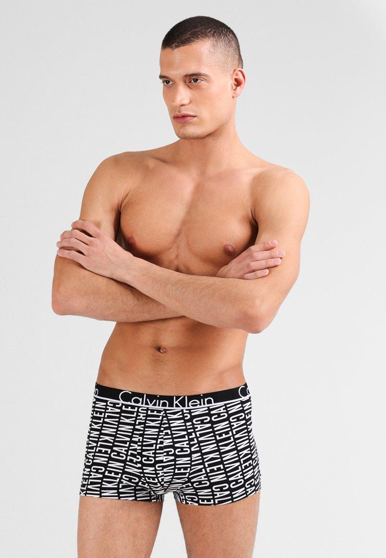 Calvin Klein Underwear - TRUNK - Culotte - black