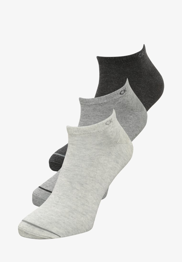 Calvin Klein Underwear - 3PACK  THOMAS  - Socken - grey heather