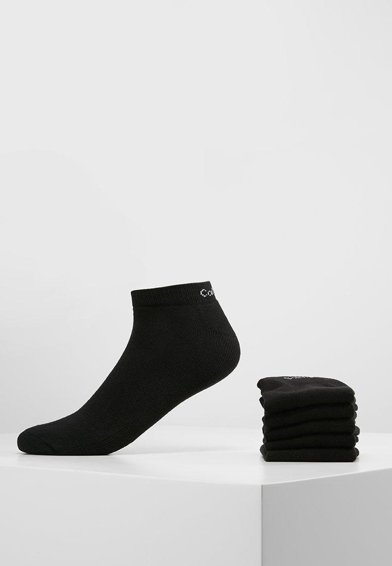 Calvin Klein Underwear - BONUS LINER 6 PACK - Sukat - black