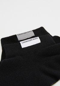 Calvin Klein Underwear - HARVEY 2 PACK - Chaussettes - black - 2