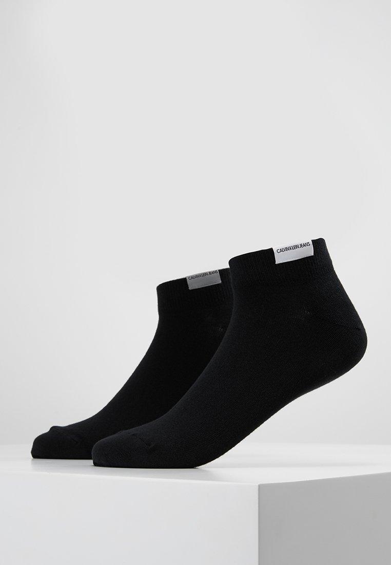 Calvin Klein Underwear - HARVEY 2 PACK - Chaussettes - black