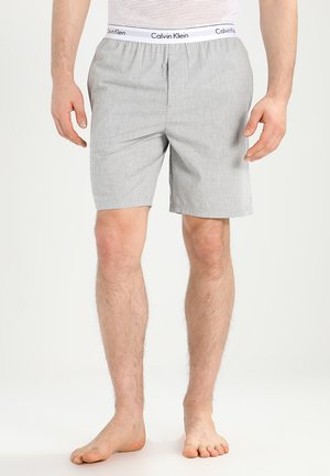 SLEEP SHORT - Pyjama bottoms - grey
