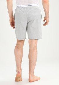 Calvin Klein Underwear - SLEEP SHORT - Pantalón de pijama - grey - 2