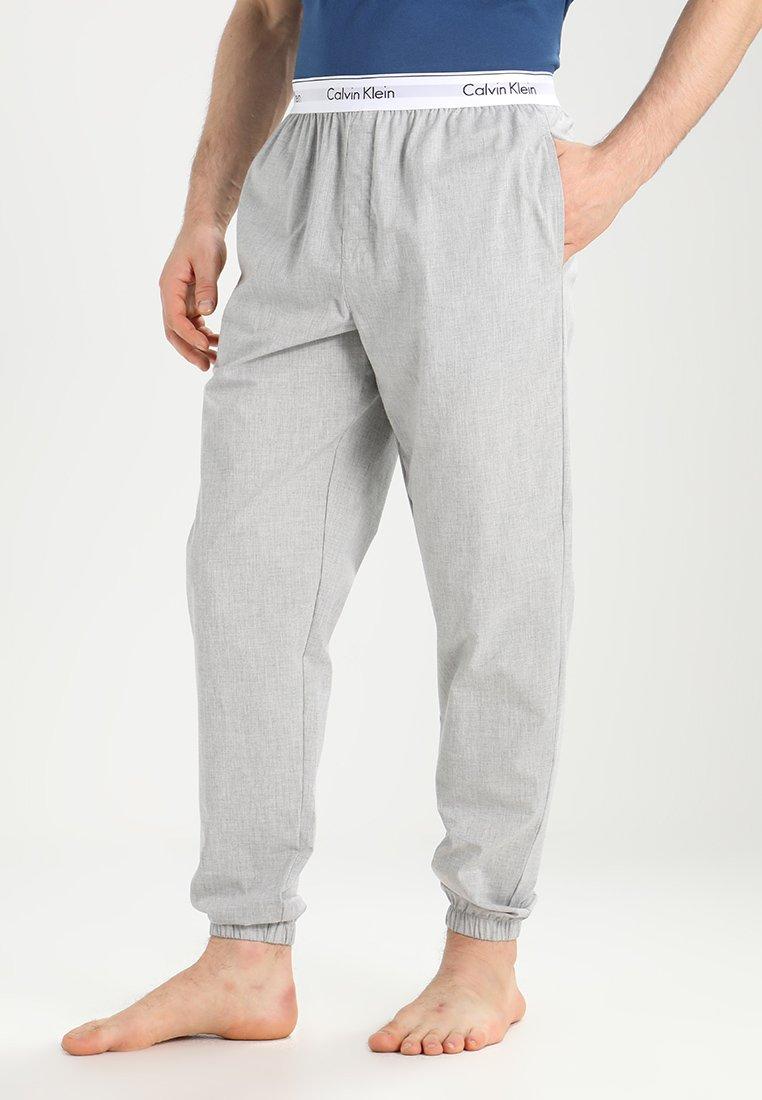 Calvin Klein Underwear - JOGGER - Pyžamový spodní díl - grey