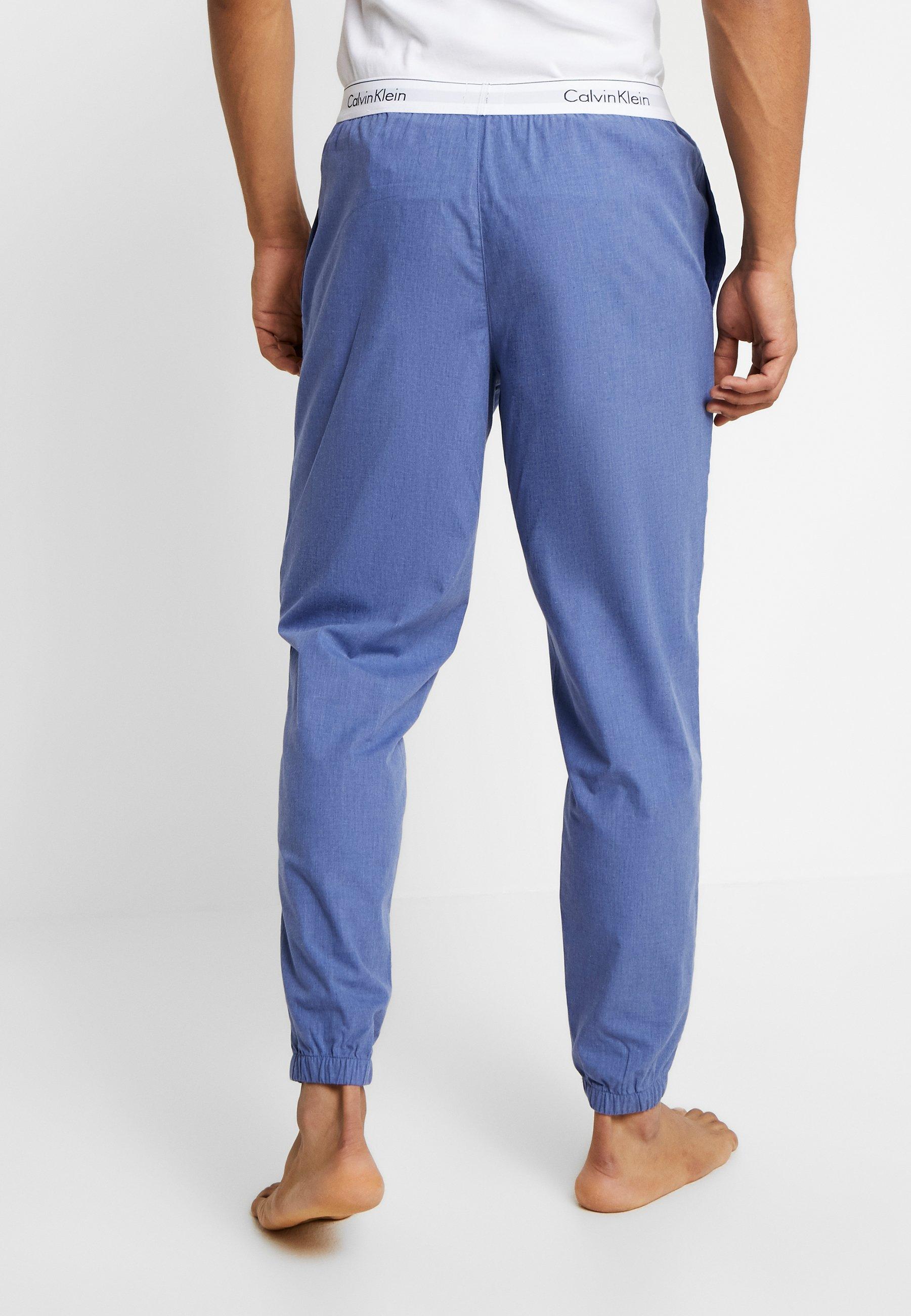 Pyjama Klein Underwear JoggerBas Blue Calvin De kwXOPZiuTl