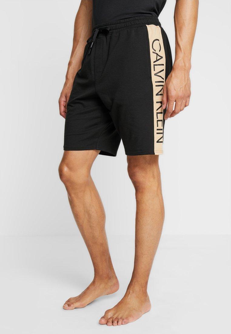 Calvin Klein Underwear - SLEEP SHORT - Nachtwäsche Hose - black