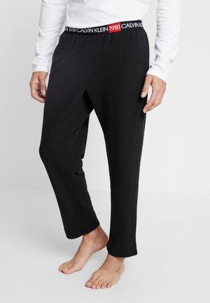SLEEP PANT - Pyjamabroek - black